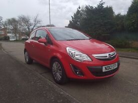 Vauxhall Corsa 1.0 only 25k mileage