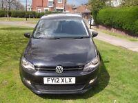 2012 Volkswagen Polo 1.2 TDI Match 5dr [NEW CLUTCH+MOT+1OWNER+WARRANTY]