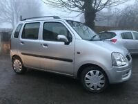 Vauxhall Agila 1.2 cheap car
