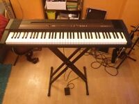ROLAND EP-77 DIGITAL PIANO 76 KEYS WEIGHTED ACTION