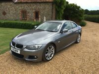 BMW 325 M-Sport Coupe 3.0 Diesel Automatic
