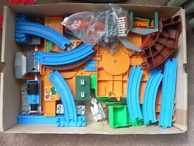 Thomas and Terence Deluxe Action set.