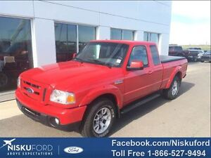 2011 Ford Ranger Sport LOW KM! $199.13 b/weekly.