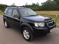 2004 Land Rover Freelander TD4 Turbo diesel 4x4 12 months mot looks and drives great