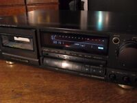Technics Direct Drive cassette Tape Deck, RS-BX 707. In good working order