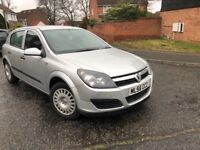 2007 VAUXHALL ASTRA AUTOMATIC 1.8,LOW MILES 55K-FUL SERVICE HISTORY