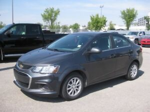 2017 Chevrolet Sonic LT Auto **Your Platonic Sonic!*
