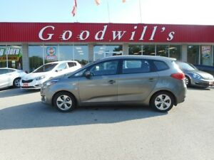 2014 Kia Rondo LX! HEATED SEATS! BACKUP SENSOR! BLUETOOTH!