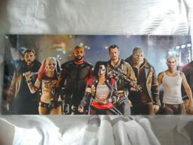 'Suicide squad' Canvas £8