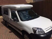 CITREON BERLINGO ROMAHOME R20 LOW TOP ONE OWNER JUST OVER 11,000 MILE FULL CITROEN SERVICE HISTORY