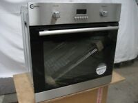 NEW INTEGRATED OVEN SINGLE OVEN FAN OVEN BUILT IN OVEN KITCHEN UNIT BUILT IN OVEN ELECTRIC OVEN