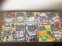 10 x Tom Gates books