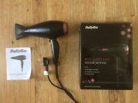Hair Dryer BaByliss Rose Quartz 2100 - Moving Sale
