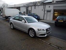 Audi A4 2.0 TDI SE 4dr£5,795 p/x welcome **** FULL HISTORY ***** 2008 (08 reg), Saloon
