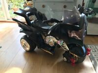 Batman electric bike