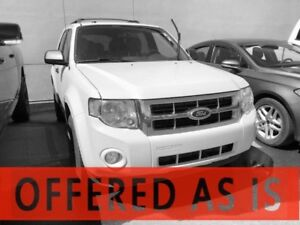 2011 Ford Escape XLT V6 AWD| Heat Leath| Rem Entry| Pwr Equip