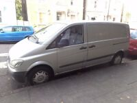 MERCEDES VITO VAN CDI 2005 MODEL