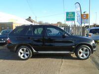 BMW X5 2.9 d Sport 5dr Auto (black) 2003