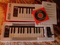 AKAI LPK25 Midi Keyboard - Boxed as New