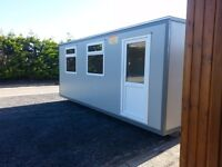 Joiner required for construction of portable cabins.