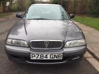 1996 Rover 600 620 si grey 33,000 miles Honda engine bargain