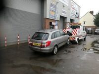 24 Hour Vehicle Recovery service in Tamworth, Birmingham, Nuneaton, Lichfield, Atherstone, West mids