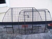 Barjo Dog Guard & Tailgate