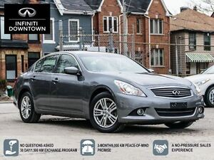 2013 Infiniti G37 AWD Sedan w/ New Tires *Clean with No Accident