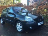 RENAULT CLIO 1.5 DCI **MOT EXPIRES NOVEMBER 2018** £30 YEAR ROAD TAX **DIESEL**