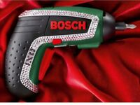 Bosch IXO Cordless Screwdriver Limited Edition