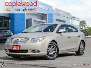 2010 Buick LaCrosse CXS CXS, PANORAMIC SUNROOF, REMOTE START,...