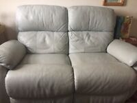 Leather 2 seater