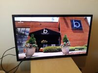 """Great condition 32"""" SEIKI LED TV hd ready freeview inbuilt"""