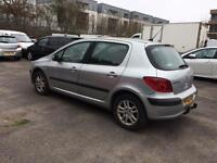 Peugeot 307 1.6 Petrol 5 Door with Air condition Perfect Runner Exporters Welcome