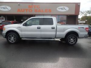 2013 Ford F-150 4x4 4dr SuperCrew Styles