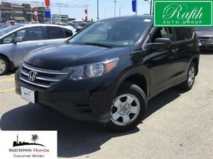 2013 Honda CR-V LX AWD-Rear camera-Bluetooth