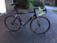 Giant OCR Compact Road Bike. Large frame. Carbon Forks. Campagnolo group set.