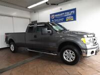 2013 Ford F-150 XLT 4X4 SUPERCAB