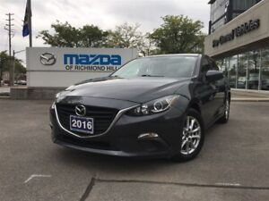 2016 Mazda MAZDA3 GS | Heated Seats | 16 Alloys | Back up Camera