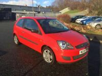 2008 Ford Fiesta 1.4 TDCI £30 Tax A Year Cheap Insurance + Not VW Golf Audi A3