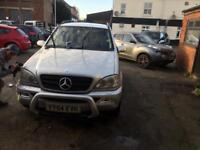 Mercedes ml 350 8 months mot