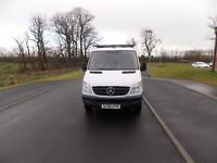 WANTED MERCEDES VAN