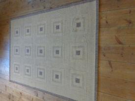 Large rug - 120 cm x 170 cm