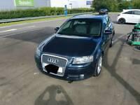 Audi A3 2 litre diesel 08 plate