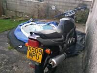 Motorbike Suzuki GS500 99r