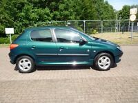 2004 (1.4) Peugeot 206 Manual Petrol 5Doors With 12 Month MOT PX Welcome