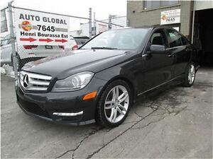 2013 Mercedes-Benz C-Class 300 4MATIC, TOIT OUVRANT, CUIR, MAGS,