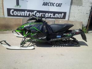 2015 Arctic Cat ZR6000RR Tucker Hibbert