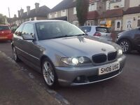 BMW 318 E46 2006 77600 miles build with Navigation system