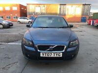 VOLVO C30 LUXARY 2L 12 MONTHS MOT